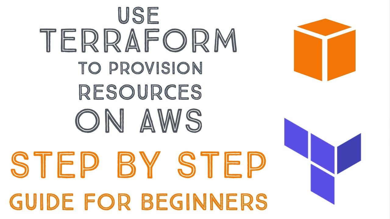 Terraform Tutorial : Provision EC2 on AWS with Terraform | Step by Step  guide for beginners