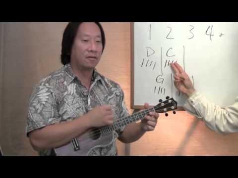 Sweet Home Alabama (part 1) Ukulele chords - Lesson #46