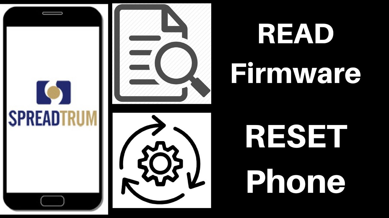 How to Read Spreadtrum (SPD) CPU Phone information firmware and Format  using infinity CM2SPD Module