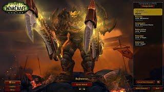 Bajheera - Fury Warrior