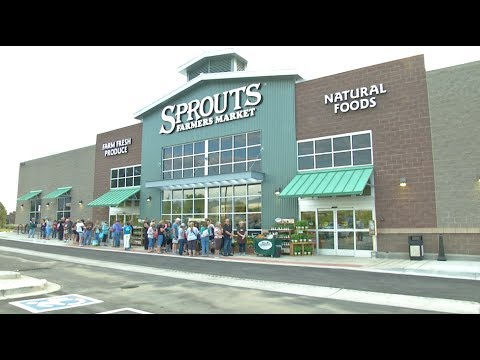 Sprouts Farmers Market - Mayor Show