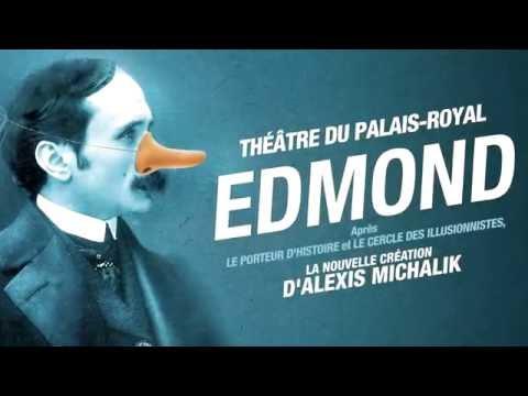 Edmond - La bande annonce / Théâtre du Palais-Royal