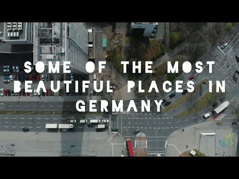 Some of the most beautiful places in GERMANY | The most beautiful places in Germany