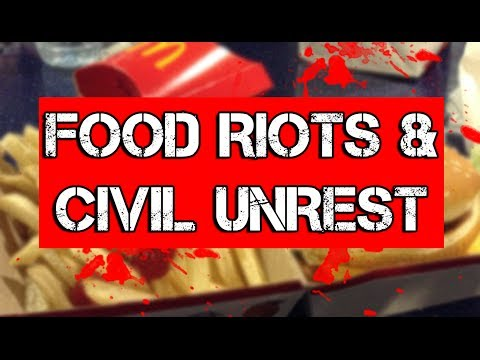 Global Food Prices RISE. Prepare for Hyperinflation and Riots!