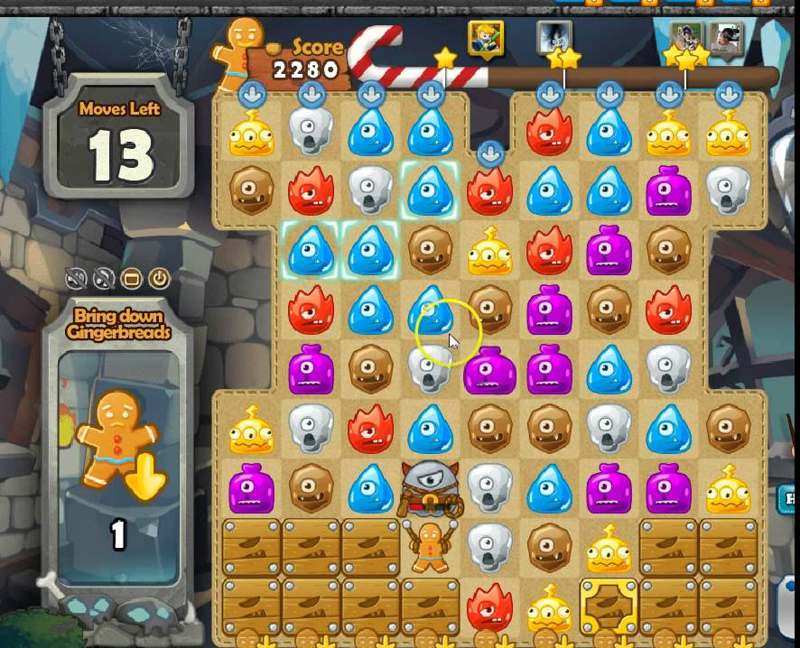 Monster Busters Level 113