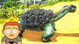 Ark Survival Evolved Gameplay GTX Titan X FPS Frame Rate Performance Test