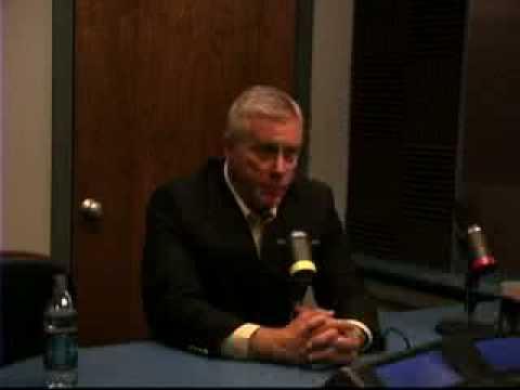 Candidate Interview: (R) Peter Kinder, Lt. Governor