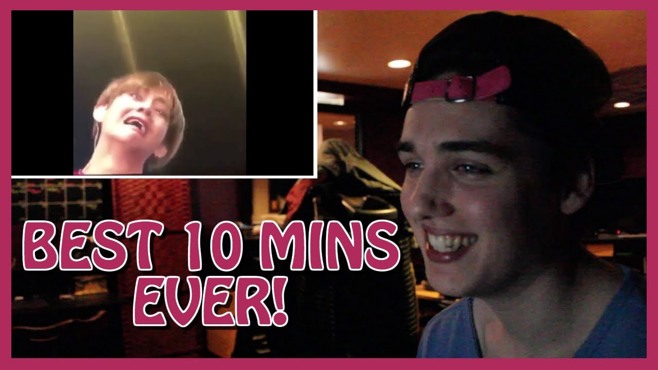 Whos Bts The Best  Minutes Of Your Life Reaction Yes