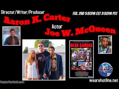"Keith Harris Show ""Industry International"" talks with stars of Dead Kansas"