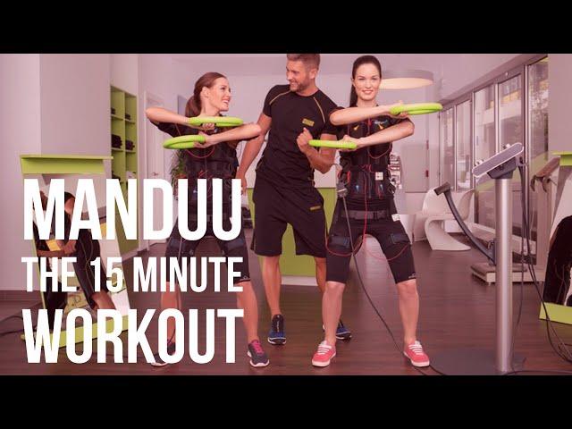 MANDUU The 15 Minute Workout
