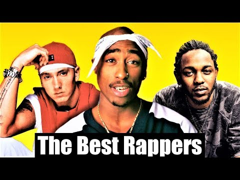 Top 200 - The Best Rappers Of All Time