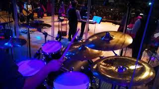 mauricio pinto live drum cam ebenezer honduras alabanza y adoración