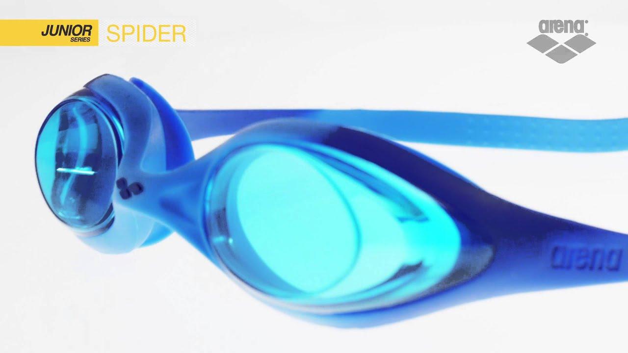 arena Spider Goggles Barn blue lightblue blue