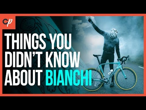 Things You Might Not Know About Bianchi
