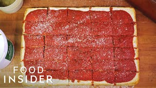 Why Philadelphians Love Tomato Pie | Legendary Eats