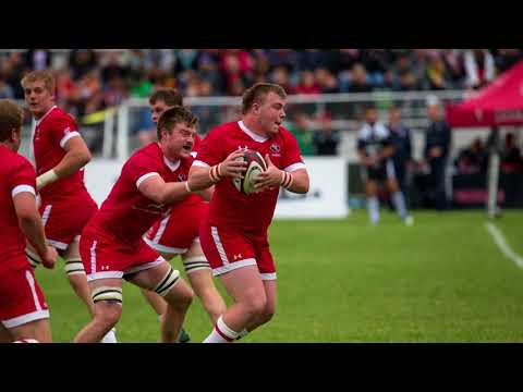 2017 Rugby Canada Young Players of the Year - Taylor Black & Cole Keith
