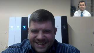 «Бонплан» беседует с руководителем проекта «TORNADO»