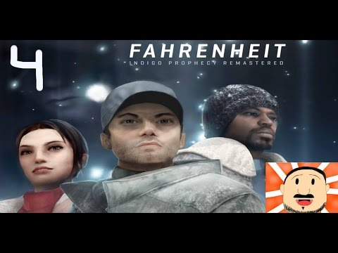 Fahrenheit: Indigo Prophecy Remastered - He's gonna take you back to the past [ Part 4 ]