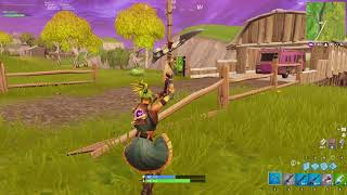 New Fortnite Skin *Straw Ops* 8 Kills Game (Fortnite - Battle Royale)