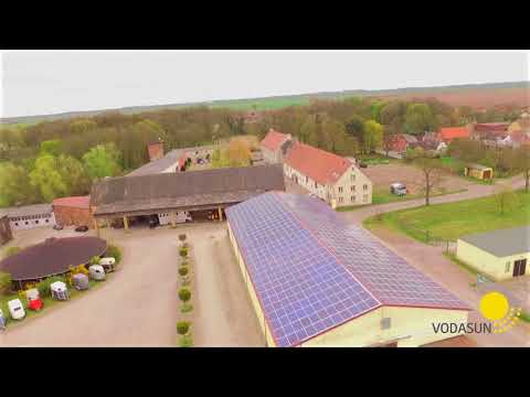 Solar Plant - PVA Prussendorf  - 961 kWp