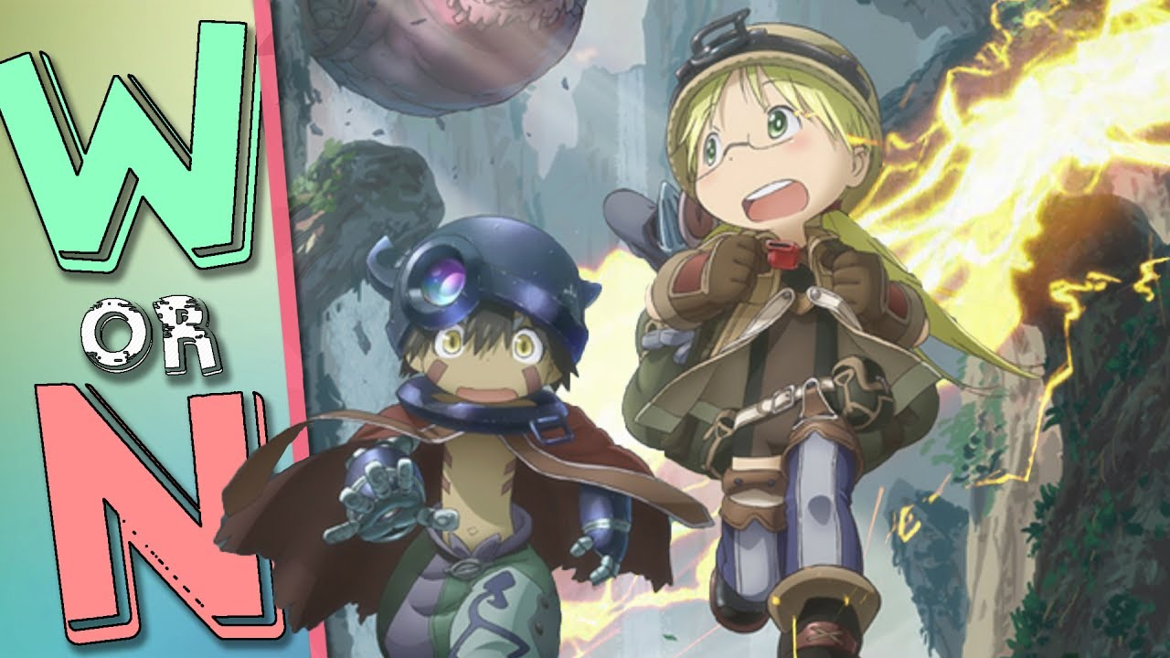 made in abyss stream