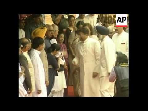 Musharraf's visit to India so far