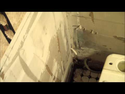 Plumbing and Water Cleanup in Dallas