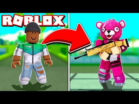 ROBLOX FORTNITE SIMULATOR