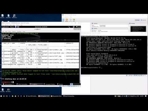 Learn Cybersecurity: Steal Data Through SQLMAP