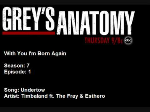 701 Timbaland ft. The Fray & Esthero - Undertow (Lyrics + Download Link)
