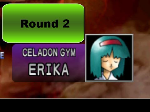 Pokemon Stadium Part 25 Gym Leader Castle Round 2 Vs Erika