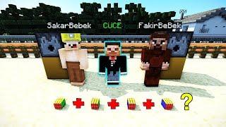 TOPLAMA İŞLEMİNİ YAP - ÖDÜLÜ KAP !! 😱 - Minecraft