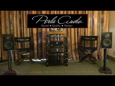 Perla Audio, Analog System, The Motif Phono Preamp, The Signature 50 Amplifer, PRS 2 Speakers