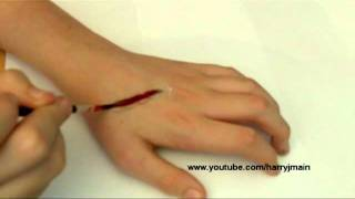 Special FX - Knife wound