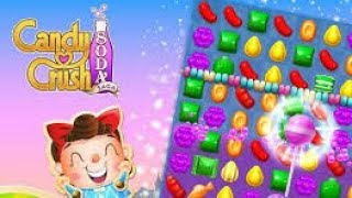 Candy Crush Soda Saga Special All Combos /Level 975 Completed