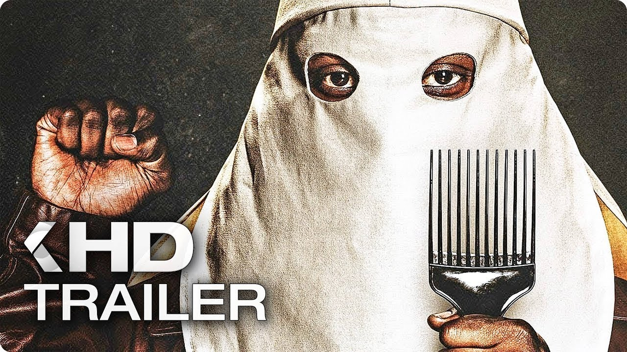 BlacKkKlansman | HD trailer - [Universal Pictures]