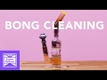 D.I.Y. Bong Cleaning