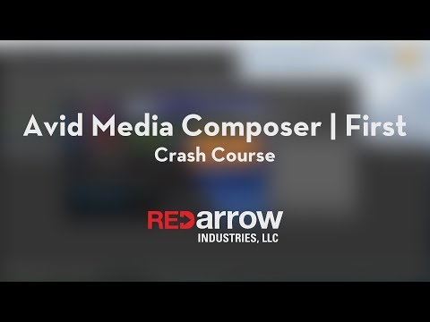 A Crash Course in Avid Media Composer | First in Under 7 Minutes!