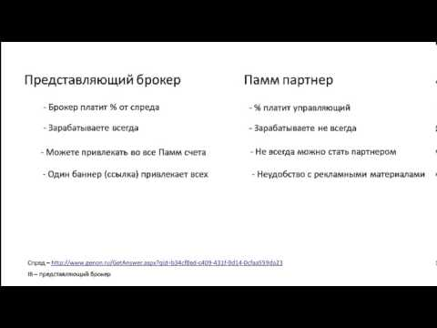 Форекс партнер 4. Отличия партнерских программ Альпари