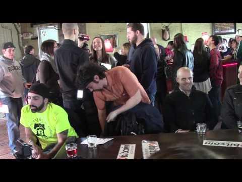 Bitcoin Beer | Phila Brewing Co Tour | Part 14