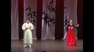 Washington Sorichung performance (Lauren Ash-Morgan clips) (2009)