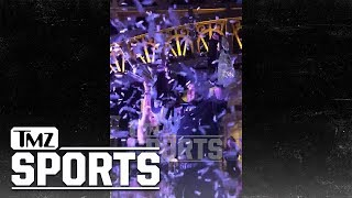 Daniel Cormier Celebrates at Vegas Club After Knocking Out Stipe Miocic at UFC 226 | TMZ Sports