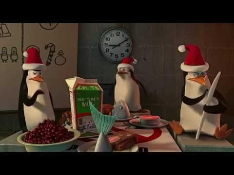 Пингвины. Новый год   Новый Гид Красноярск