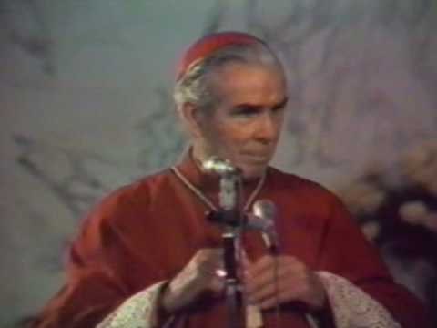 Archbishop Fulton J. Sheen - Wasting Your Life, Part 2 of 3