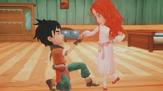 In Sickness [Ginger Romance] | My Time At Portia