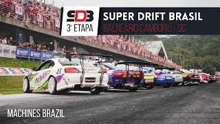 Super Drift Brasil | Balneário Camboriú - SC (Machines Brazil) thumbnail