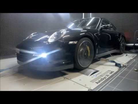 Porsche 997 Turbo 480HP Health Check @ DVX Performance Belgium