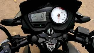 Complete Service of TVS Apache RTR 160 Matte Grey BS4