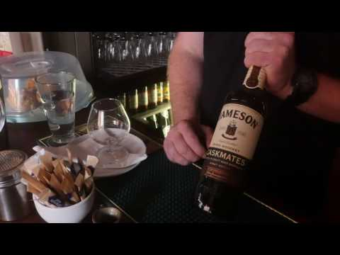 How to prepare an Irish Coffee