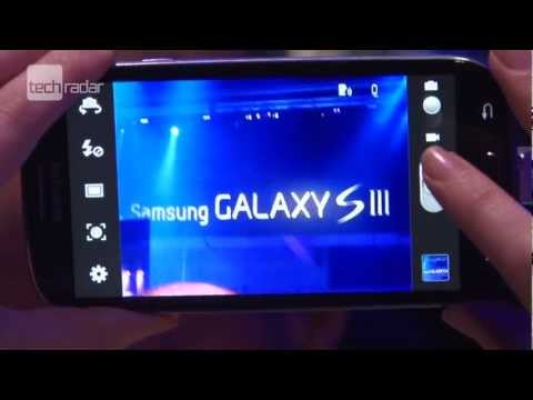 Samsung Galaxy S3 Camera Test Review & demo: HD video